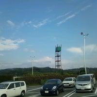 Photo taken at Yamakawa PA by At E. on 9/19/2012