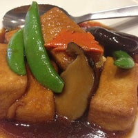 Photo taken at PUTIEN Restaurant 莆田菜馆 by Justin L. on 5/13/2013