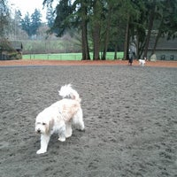 Photo taken at Robinswood Dog Park - West by Janine A. on 12/31/2012