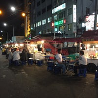 Photo taken at Jongno 3-ga Street Food by André TH K. on 6/22/2015
