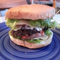 Photo taken at HHH: Hyland Homemade Hamburgers by Shaun H. on 1/9/2014