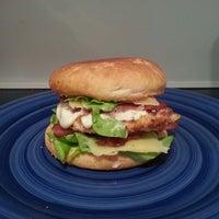 Photo taken at HHH: Hyland Homemade Hamburgers by Shaun H. on 7/12/2014