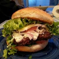 Photo taken at HHH: Hyland Homemade Hamburgers by Shaun H. on 9/3/2013