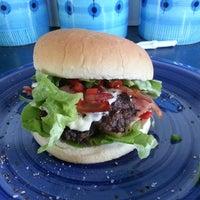 Photo taken at HHH: Hyland Homemade Hamburgers by Shaun H. on 3/28/2014