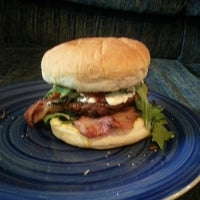 Photo taken at HHH: Hyland Homemade Hamburgers by Shaun H. on 12/21/2013