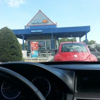 Photo taken at Dutch Bros. Coffee by Jason A. on 7/20/2013