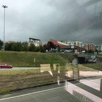 Photo taken at Estación de Autobuses de Vigo by Andrii P. on 9/18/2017