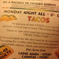 Photo taken at Pepe's Mexican Restaurant  & Cantina by Payton B. on 6/17/2013