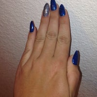 Photo taken at Get Nailed 24/7 by Robin S. on 5/28/2014