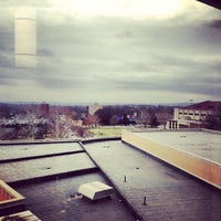 Photo taken at Murphy Hall by Jay F. on 12/6/2012