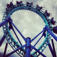 Photo taken at Kings Island by Jay F. on 7/20/2013