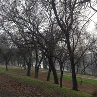 Photo taken at American River Trail By Watt by Shane B. on 1/10/2015