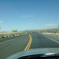 Photo taken at Welcome to Pahrump, NV by Shane B. on 5/24/2014