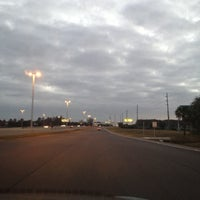 Photo taken at Beachline West Barrier Toll Plaza by Shane B. on 12/3/2012