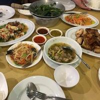 Photo taken at ส้มตำ ศรีนครินทร์ by BL . on 9/6/2016