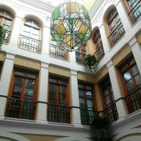 Photo taken at Ayuntamiento de Benalmádena by Liliana S. on 4/14/2016