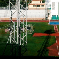 Foto diambil di Polideportivo Municipal Arroyo de la Miel oleh Liliana S. pada 12/27/2016