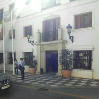 Photo taken at Ayuntamiento de Benalmádena by Liliana S. on 4/26/2016