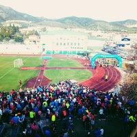 Foto tomada en Polideportivo Municipal Arroyo de la Miel por Liliana S. el 12/18/2016