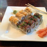 Photo taken at Sushi Love by A T. on 10/5/2012