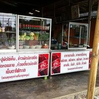 Photo taken at ครัวเจ้แมว บ้านโป่ง by CookieJoY🏁 on 8/12/2014
