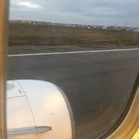 Photo taken at Aeropuerto Internacional de Río Grande - Gobernador Ramón Trejo Noel (RGA) by Nicolas G. on 3/12/2017