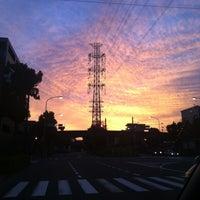 Photo taken at 大原みねみち公園 by Capapel on 11/10/2012