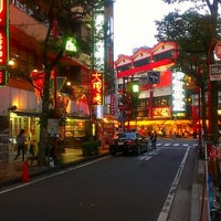 Photo taken at Yokohama Chinatown by Seiki K. on 10/30/2012