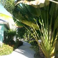 Photo taken at Buccaneer Beach Club by Ann Maxim on 12/31/2012