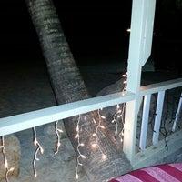 Photo taken at Buccaneer Beach Club by Ann Maxim on 12/29/2012