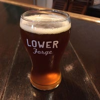 Photo taken at Lower Forge Brewery & Distillery by Pola G. on 6/25/2017