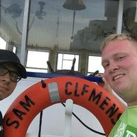 Photo taken at Massachusetts Bay Lines Inc by Scott L. on 6/4/2016