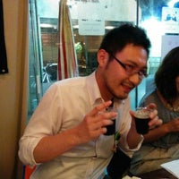 Photo taken at BUFFALO WINGS & SMILE TOKYO by Kevin M. on 7/8/2015