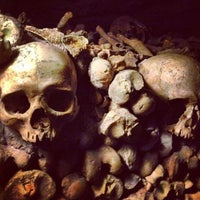 Photo taken at Catacombs of Paris by Marko I. on 4/22/2013