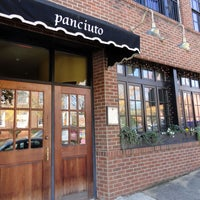 Photo taken at Panciuto by Kim A. on 11/28/2012