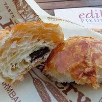 Photo taken at La Farm Bakery by Kim A. on 11/4/2012