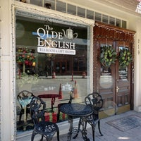 Photo taken at Olde English Tea Room by Kim A. on 11/13/2012