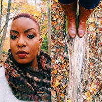 Photo taken at New Quarter Park by Baldheadqueen on 11/9/2014