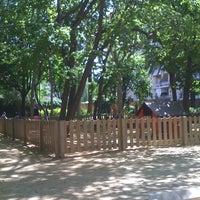 Foto scattata a Jardins de Vil·la Amèlia da Simón d. il 5/24/2013