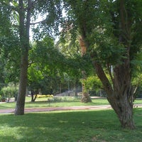 Foto scattata a Jardins de Vil·la Amèlia da Simón d. il 6/5/2013