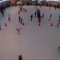 Photo taken at Sky Rink Ice Skating by Lau N. on 11/26/2012