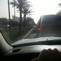 Photo taken at Duraz Roundabout by Sad J. on 4/18/2013
