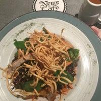 Photo taken at News Cafe by Carolina G. on 4/2/2016