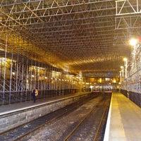 Photo taken at Penzance Railway Station (PNZ) (PZC) by Simon D. on 12/29/2012