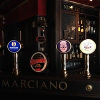 Photo taken at Marciano Pub by Giacomo P. on 10/11/2013