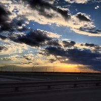 Photo taken at Anthony Henday Drive by Anitesh J. on 5/15/2013