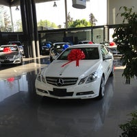Photo taken at Mercedes-Benz Hermer by Salvador R S. on 2/18/2013