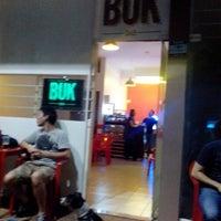 Photo taken at Buk Bar by Camila C. on 6/17/2014