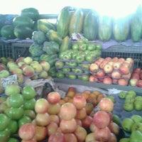 Photo taken at Mercado de Sauces 9 by Matheu M. on 2/24/2013