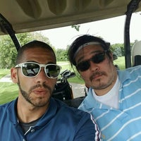 Photo taken at Highland Park Country Club by Andrew K. on 8/28/2016